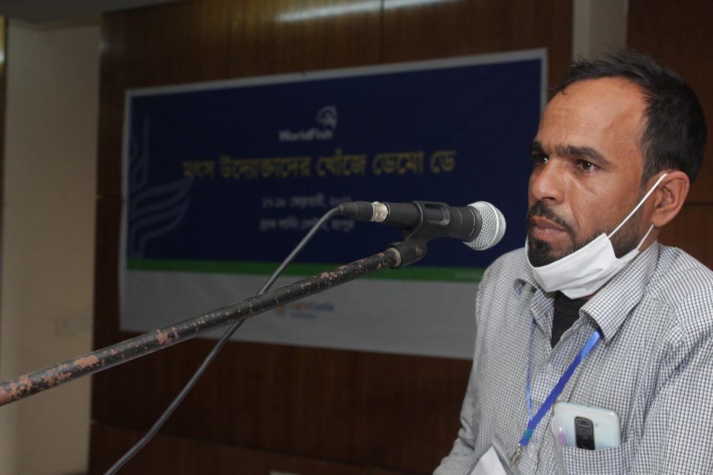 Md. Sabuj, Rangpur