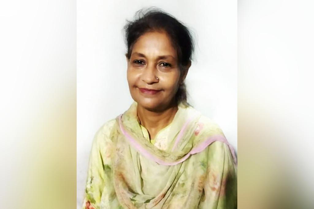 Anwara Siddiqua, Dhaka